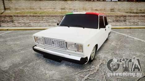 ВАЗ-2107 Италия для GTA 4