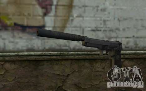 M9A1 Beretta from Spec Ops: The Line для GTA San Andreas