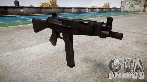 Пистолет-пулемет Taurus MT-40 buttstock1 icon3 для GTA 4