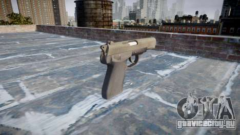 Пистолет QSZ-92 для GTA 4 второй скриншот