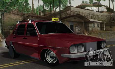 Renault TX Turkish Modifed для GTA San Andreas