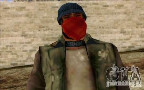 Vagabonds Skin 1 для GTA San Andreas третий скриншот