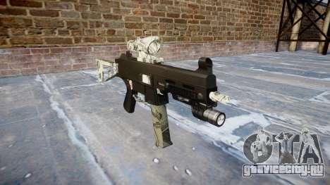 Пистолет-пулемёт UMP45 Benjamins для GTA 4