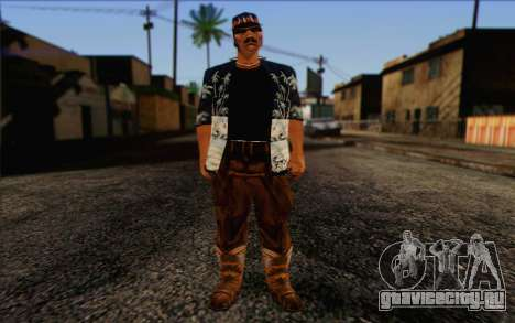 Cartel from GTA Vice City Skin 2 для GTA San Andreas