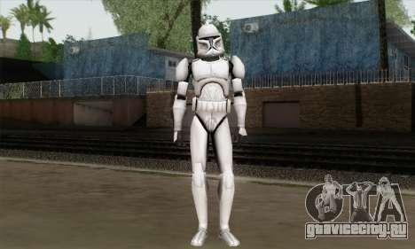 Star Wars Clone для GTA San Andreas