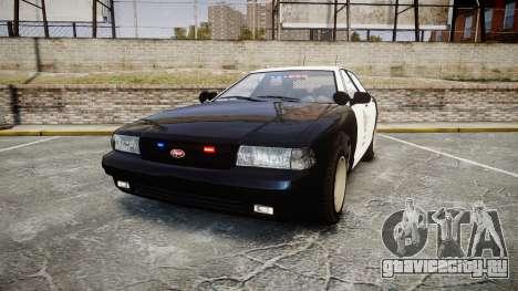 GTA V Vapid Cruiser LSP [ELS] Slicktop для GTA 4