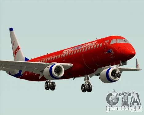 Embraer E-190 Virgin Blue для GTA San Andreas