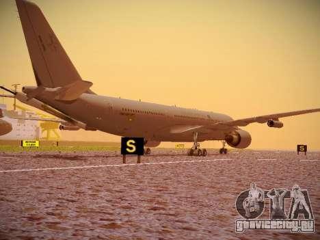 Airbus KC-45A (A330-203) Australian Air Force для GTA San Andreas вид сзади