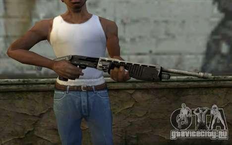 SPAS-12 from Battlefield 3 для GTA San Andreas третий скриншот