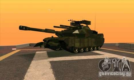 M1A1 Abrams Brawl (Transformers) для GTA San Andreas