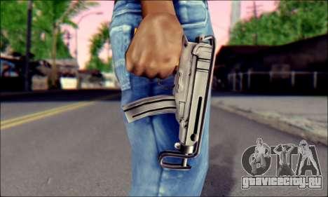 Škorpion vz. 61 для GTA San Andreas третий скриншот
