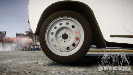 ВАЗ-2101 Копейка для GTA 4 вид сзади