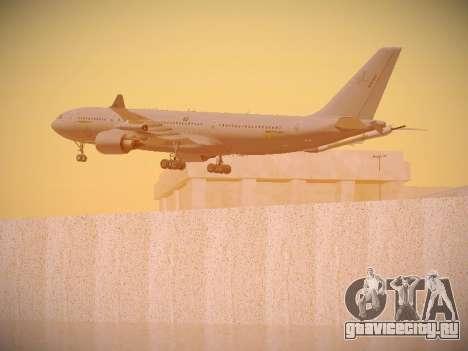 Airbus KC-45A (A330-203) Australian Air Force для GTA San Andreas колёса