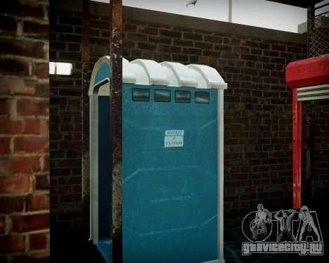 Гараж с новым интерьером в Алкогвине для GTA 4 восьмой скриншот