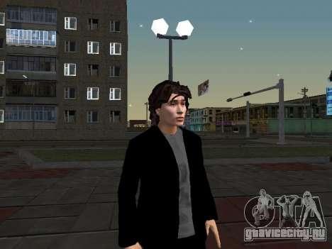Виктор Цой для GTA San Andreas четвёртый скриншот