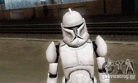 Star Wars Clone для GTA San Andreas третий скриншот
