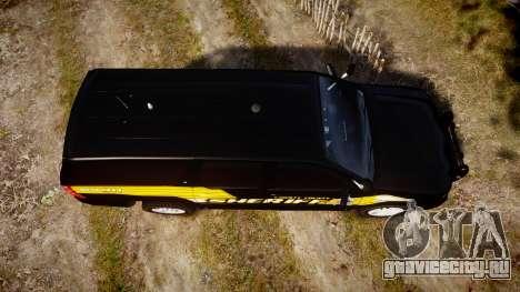 Chevrolet Suburban [ELS] Rims1 для GTA 4 вид справа