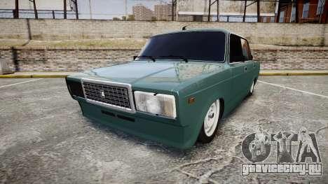 ВАЗ-2107 бродяга для GTA 4