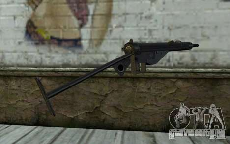 Sten from Day of Defeat для GTA San Andreas второй скриншот