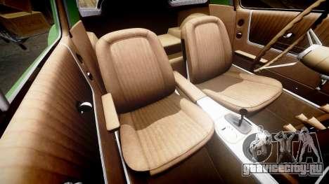 Chevrolet Corvette Stingray 1963 для GTA 4 вид сбоку