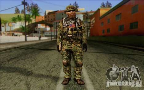 Dusty MOHW from Medal Of Honor Warfighter для GTA San Andreas