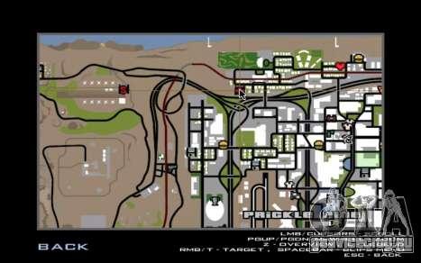 Новый дом в Лас-Вентурасе для GTA San Andreas шестой скриншот