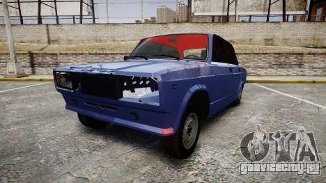 ВАЗ-2105 хулиганский стиль для GTA 4