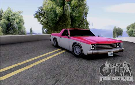 New Picador для GTA San Andreas