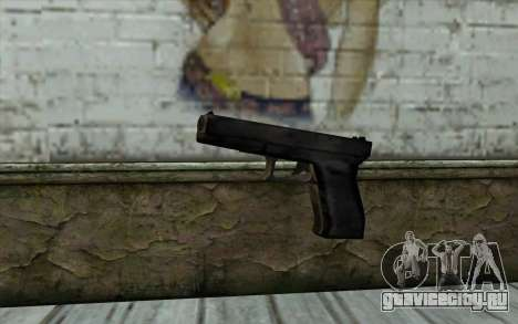 Glock from Beta Version для GTA San Andreas