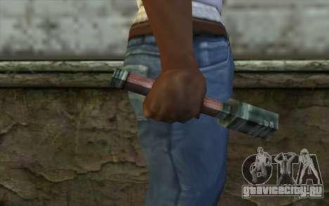 M24 Колотушка from Day of Defeat для GTA San Andreas третий скриншот