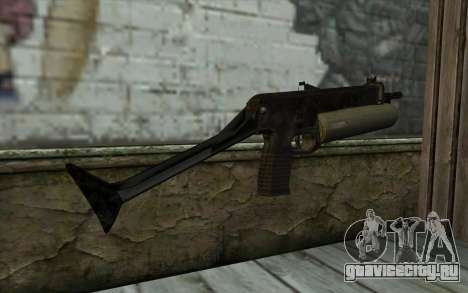 ПП-90М1 для GTA San Andreas второй скриншот