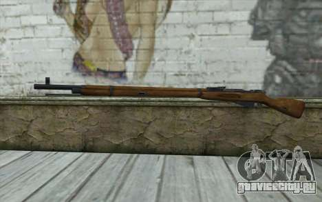 Винтовка Мосина v1 для GTA San Andreas