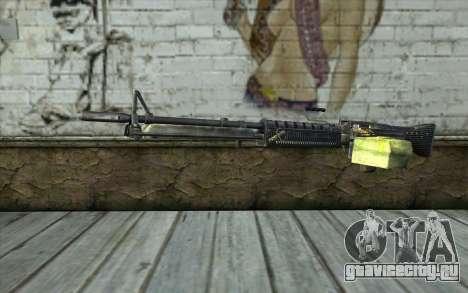 M60 from Battlefield: Vietnam для GTA San Andreas