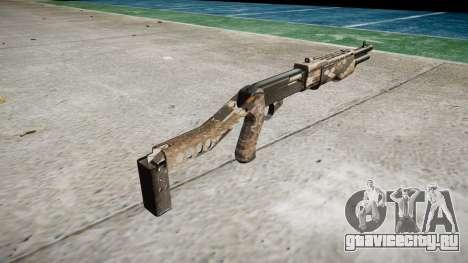 Ружьё Franchi SPAS-12 Viper для GTA 4 второй скриншот