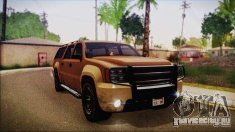 GTA 5 Granger для GTA San Andreas