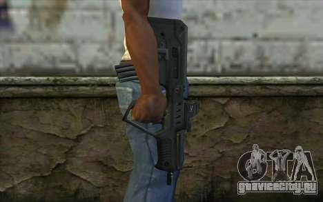 TAR-21 Bump Mapping v4 для GTA San Andreas третий скриншот
