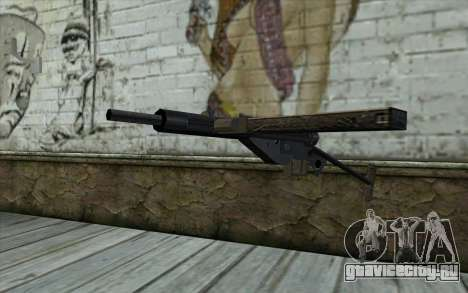 Sten from Day of Defeat для GTA San Andreas