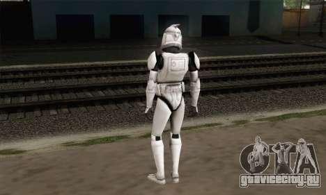 Star Wars Clone для GTA San Andreas второй скриншот