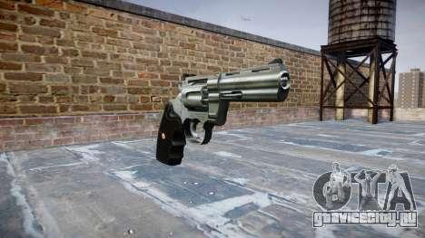 Револьвер Colt Python .357 Elite для GTA 4