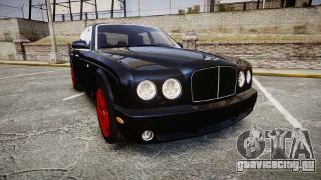 Bentley Arnage T 2005 Rims4 для GTA 4