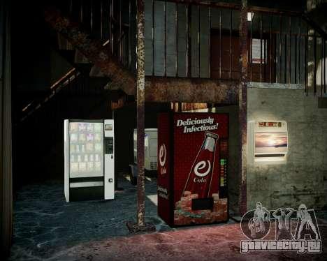 Гараж с новым интерьером в Алкогвине для GTA 4 седьмой скриншот