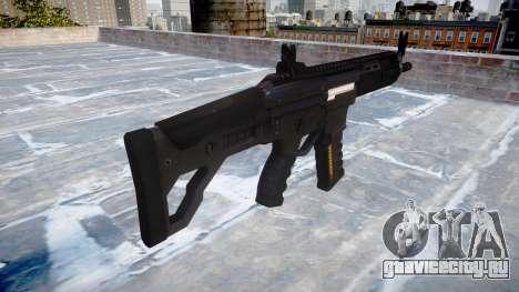 Автомат LK-05 stock icon1 для GTA 4 второй скриншот