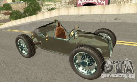 Audi Type C 1936 Race Car для GTA San Andreas
