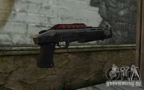 Shotgun from Deadpool для GTA San Andreas второй скриншот