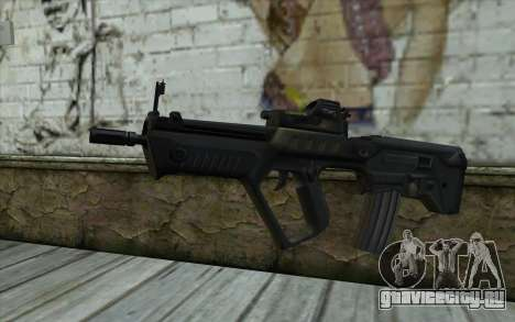 TAR-21 Bump Mapping v4 для GTA San Andreas