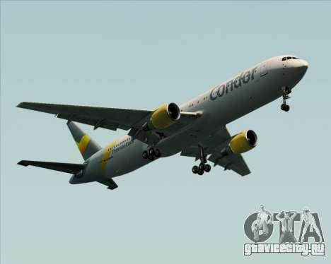 Boeing 767-330ER Condor для GTA San Andreas вид справа