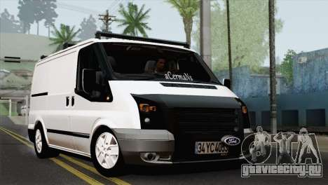 Ford Transit ACERMANS RC для GTA San Andreas
