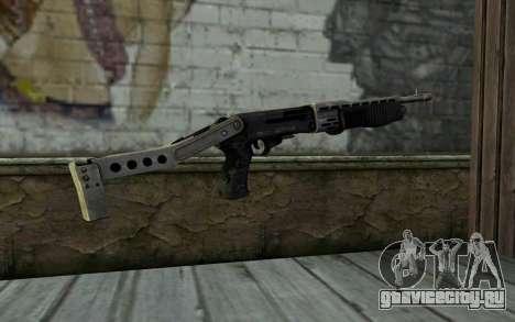 SPAS-12 from Battlefield 3 для GTA San Andreas второй скриншот