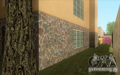 Новый дом в Лас-Вентурасе для GTA San Andreas четвёртый скриншот