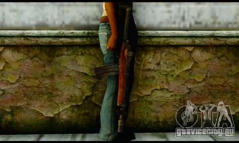 Ruger Mini-14 from Gotham City Impostors v2 для GTA San Andreas третий скриншот